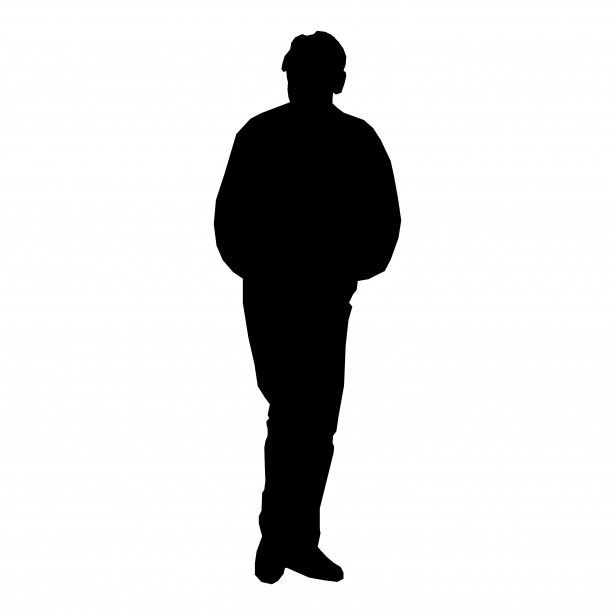 Man Standing Silhouette Silhouette Man Standing Jpg Bnjhke Clipart Jpg 615 615 Silhouette Silhouette Man Human Silhouette