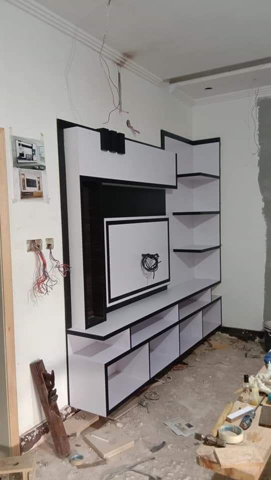 Lcd Unit Design Modern Tv: Lcd Unit Design Karan Jangid