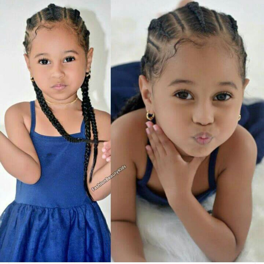 So pretty | Hairstyles For Little Girls | Pinterest | Hair style ...