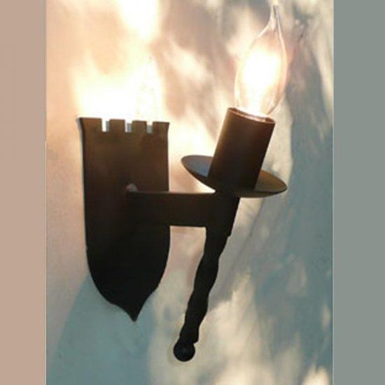 Diy Medieval Torch Sconce Google Search Lighting