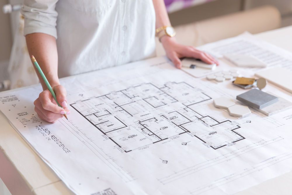 BUILDING A DREAM HOME ON A BUDGET: Interior & textile designer, Caitlin Wilson, shares the process of designing and building her own home exclusively with Domino. Follow along from month to month as she divulges trade secrets, sources, and tips on how to get the most bang for your buck on a new build or renovation.