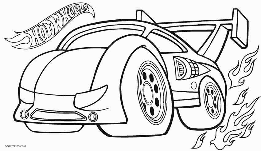Printable Hot Wheels Coloring Pages For Kids Cool2bkids Cars Coloring Pages Puppy Coloring Pages Monster Truck Coloring Pages