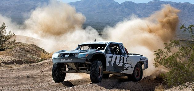 Fox Trophy Truck Trophy Truck Monster Trucks Offroad