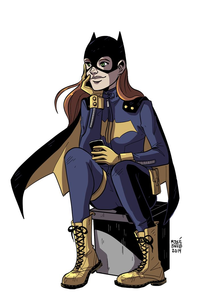 There Is Already Tons Of Amazing Fan Art Featuring Batgirlu0027s New Costume  sc 1 st  Pinterest & There Is Already Tons Of Amazing Fan Art Featuring Batgirlu0027s New ...