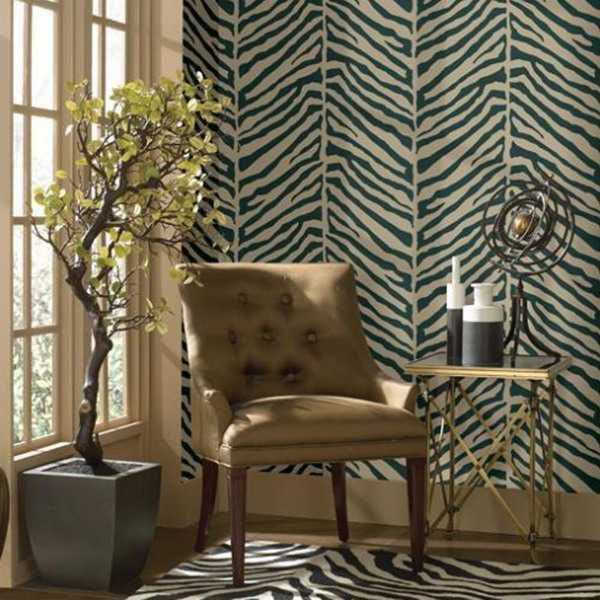 Exotic Home Decor: Exotic Home Decorating Ideas Allowing Zebra Prints To