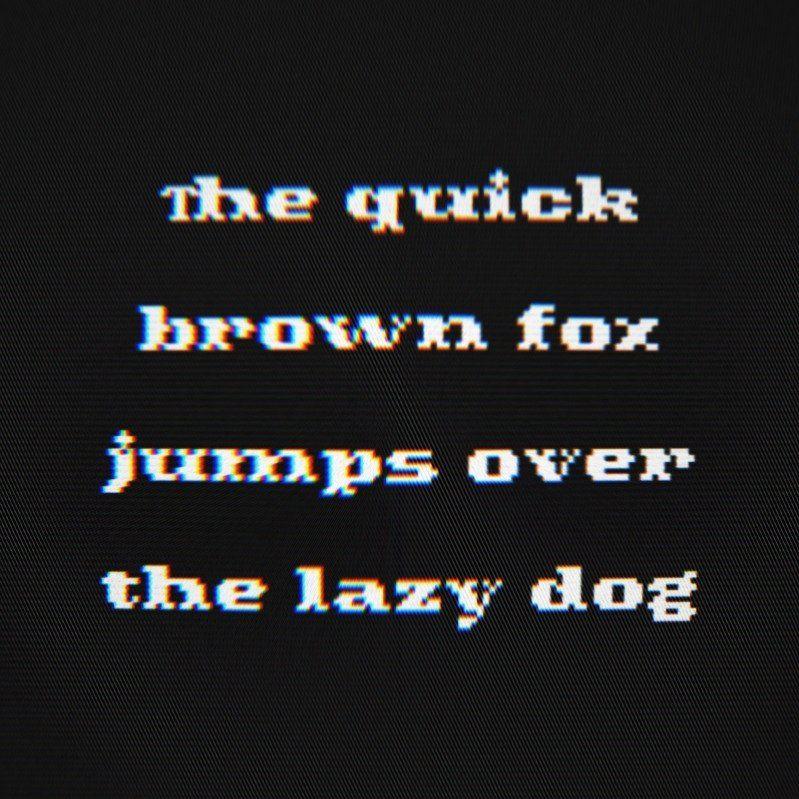 30+ Best Free Pixel Fonts
