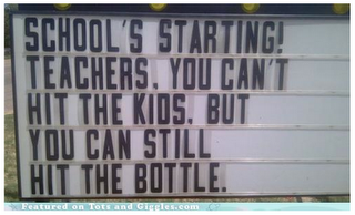bahaha. funny teacher blog.