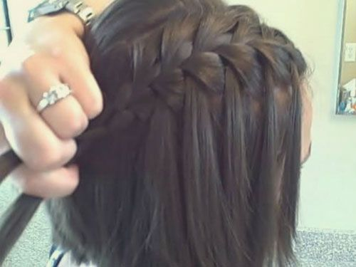 Awe Inspiring 1000 Images About Ways To Do My Dumb Short Hair On Pinterest Hairstyles For Women Draintrainus