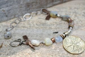 Designer Spotlight: Brenda Geiger Designs | STYLESHACK  African Opal Bracelet via @BrendaGeiger #bracelet #jewelry #accessories #opal #styleshack