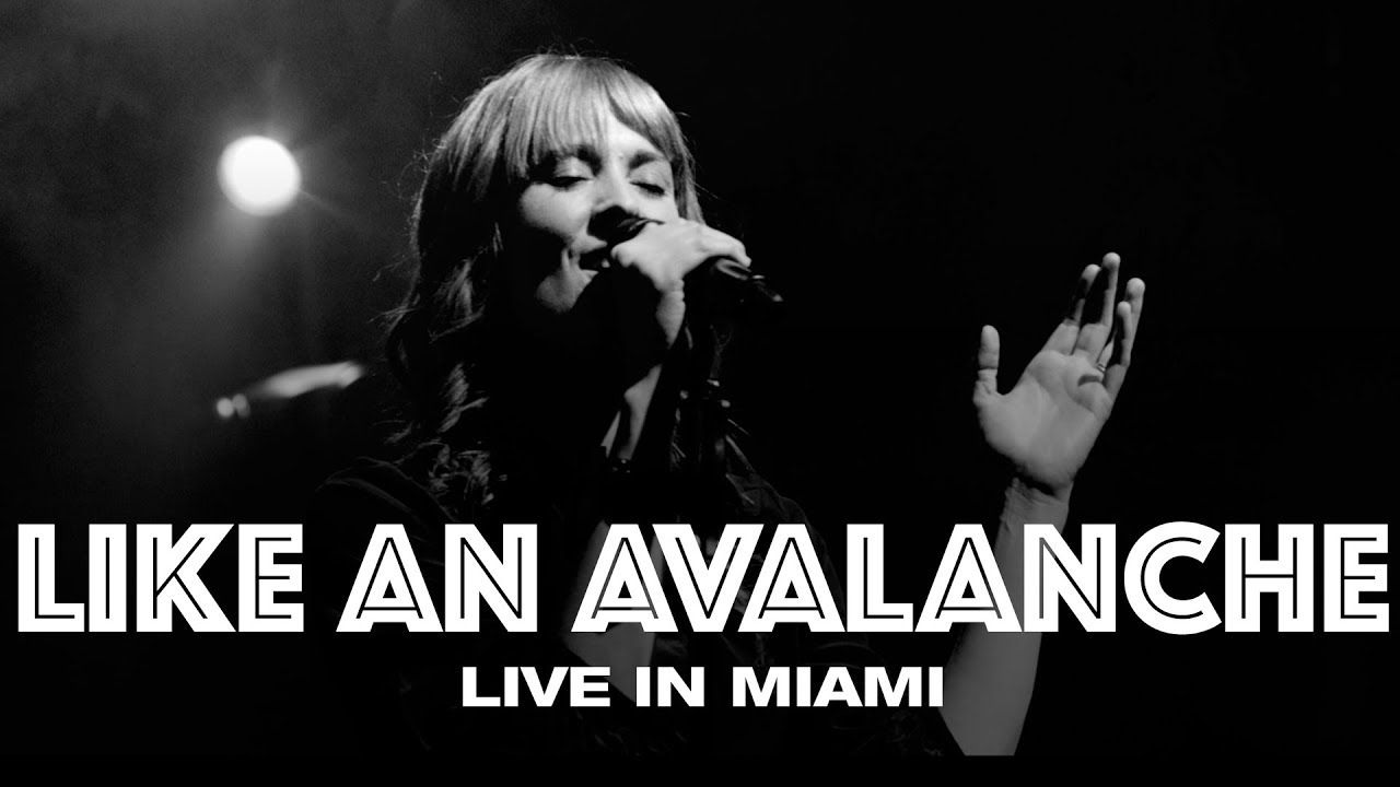 LIKE AN AVALANCHE - LIVE IN MIAMI - Hillsong UNITED | Hillsong