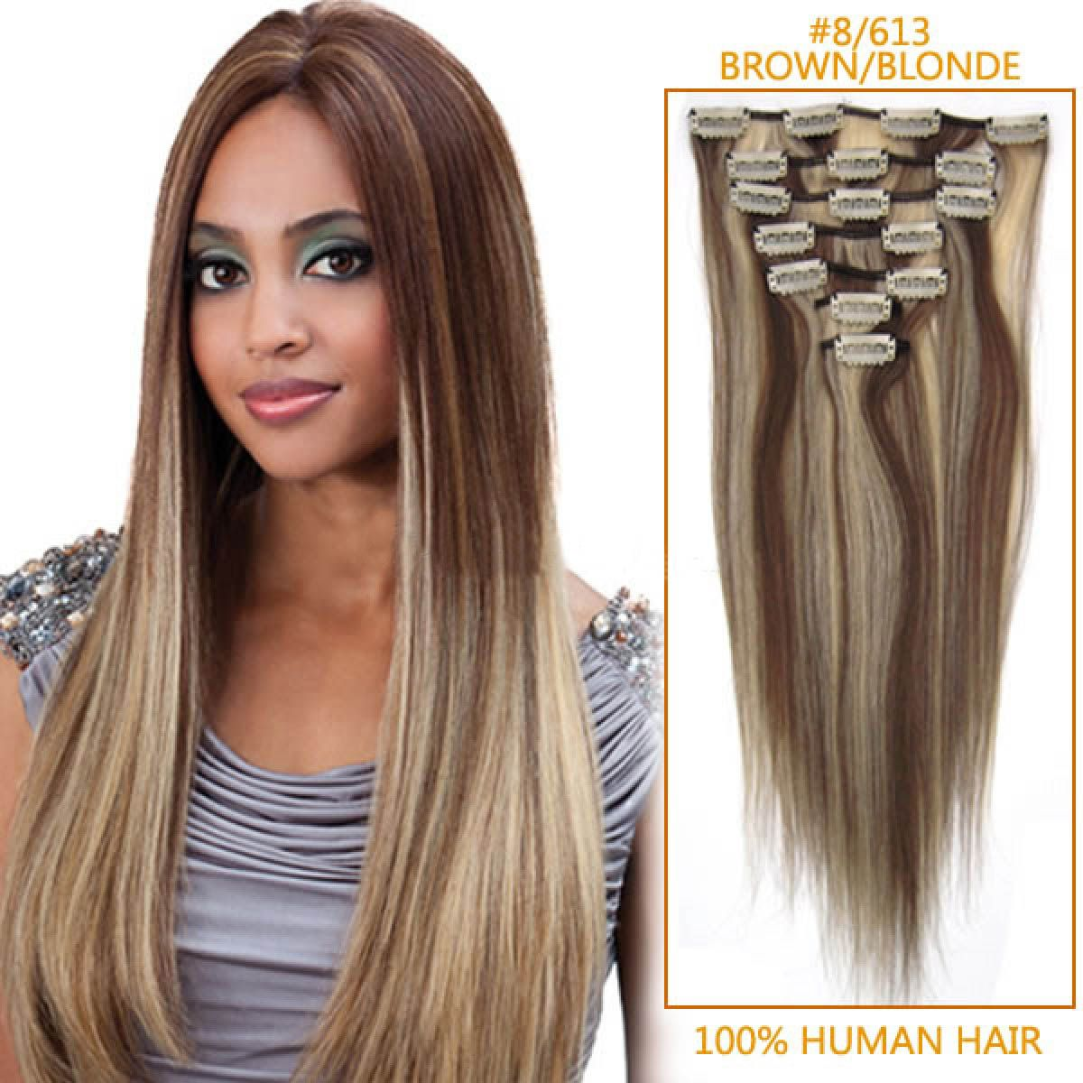 32 inch long straight clip in real human hair extensions 8613 11 32 inch long straight clip in real human hair extensions 8613 11 pieces pmusecretfo Choice Image