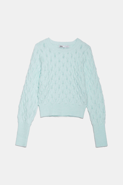 undefined via in 2020 | Sweaters, Cable knit sweaters