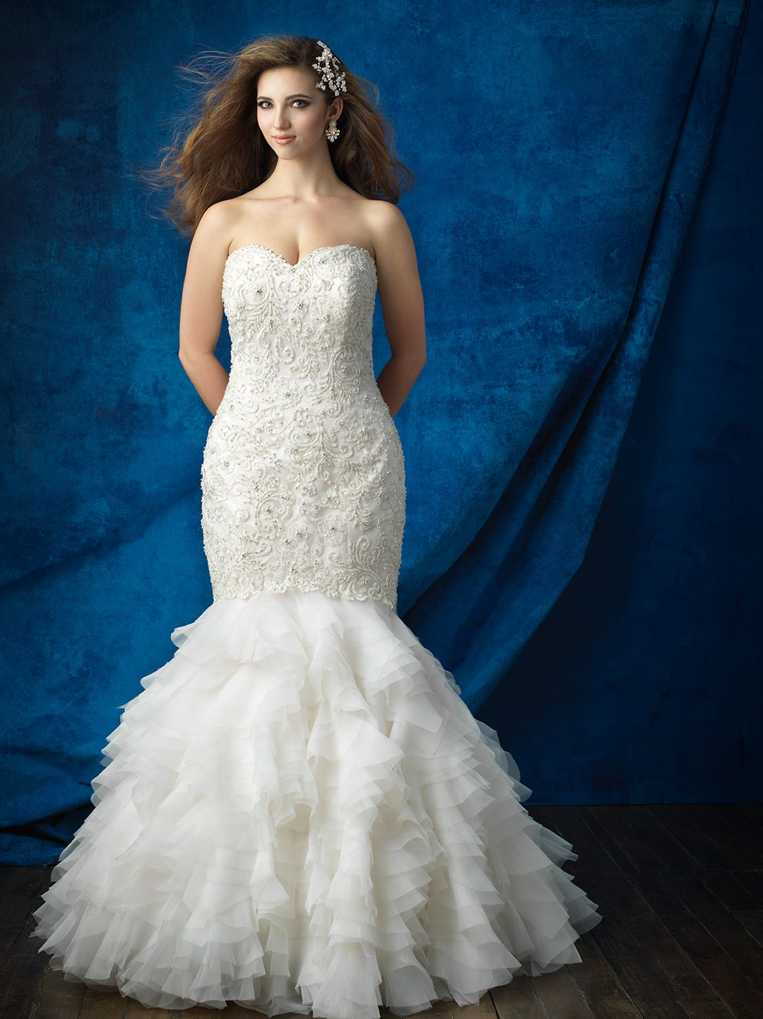 2d3ca23759a Allure bridal W385. Find this dress at Janene s Bridal Boutique located in  Alameda