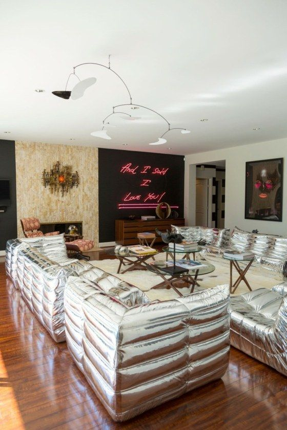 Dekowand Mit Naturstein Eierschalenfarbe Home Sweet Home Inspirations