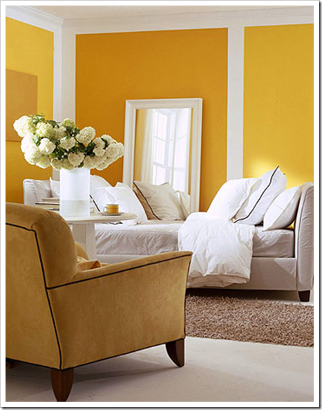 5 Ways to add Happiness to your Space using Colour