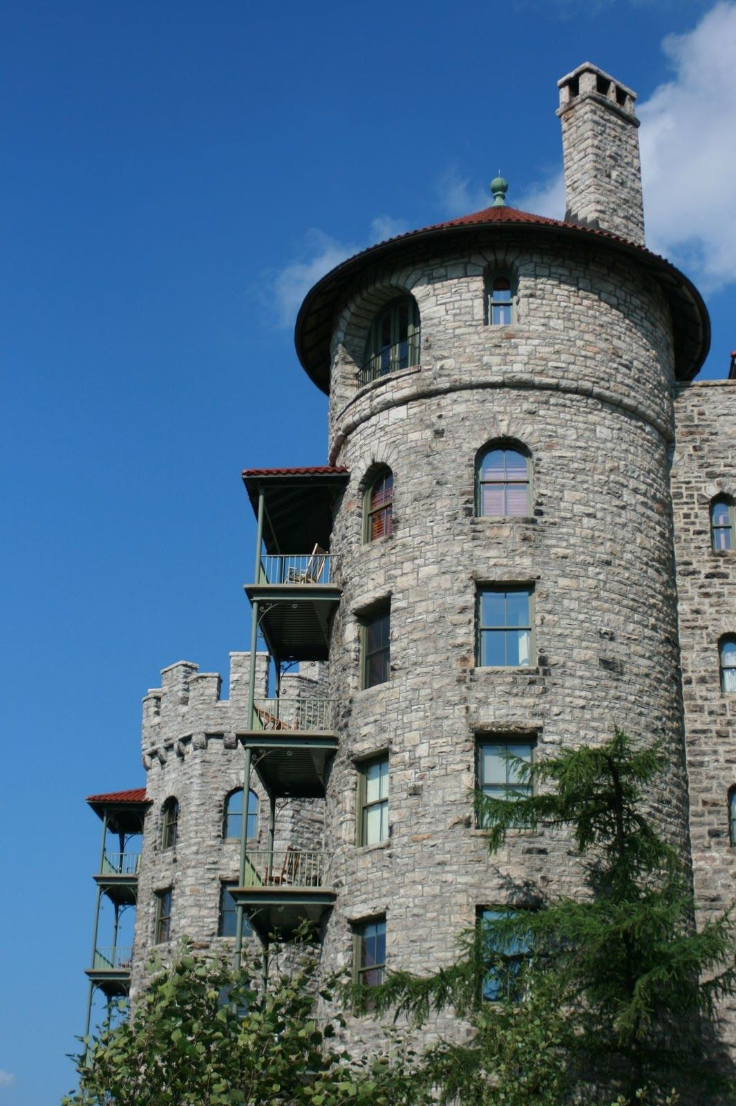 Monhonk Mountain House: Mohonk Mountain House, Travel