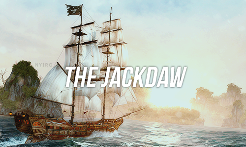 Jackdaw, Captain Edward James Kenway