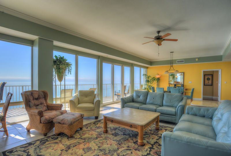 Penthouse Condo Vacation Rental In Panama City Beach Area
