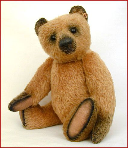 Gillespie by Gail Thornton/Bisson Bears at The Bear Shop