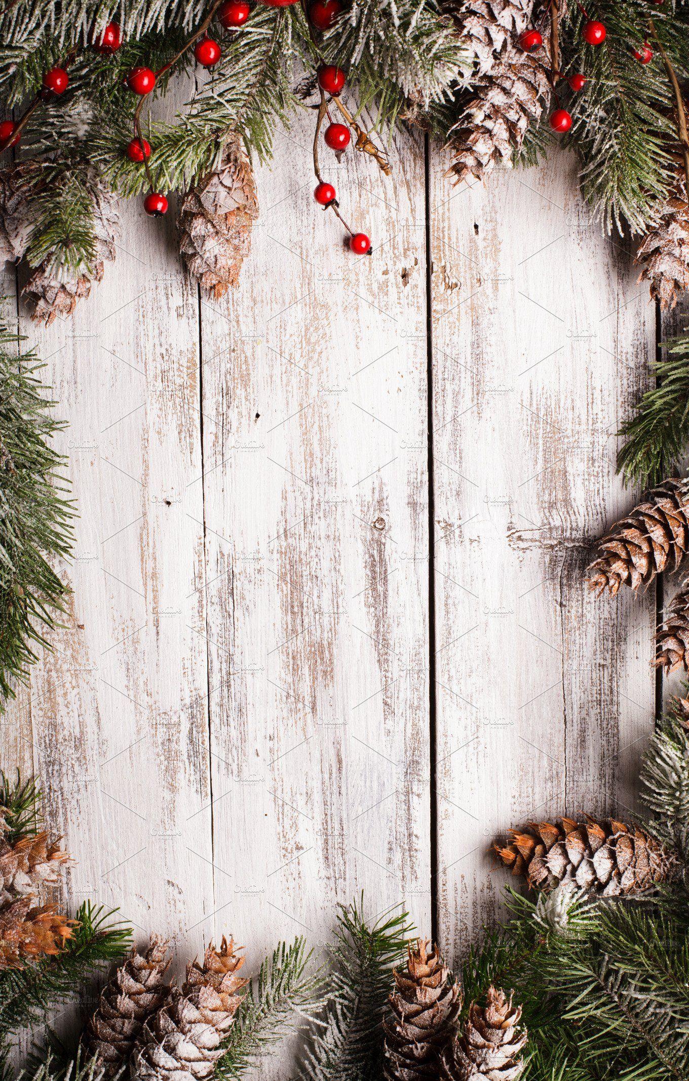 Holiday background by oksix on @creativemarket #christmasbackgrounds