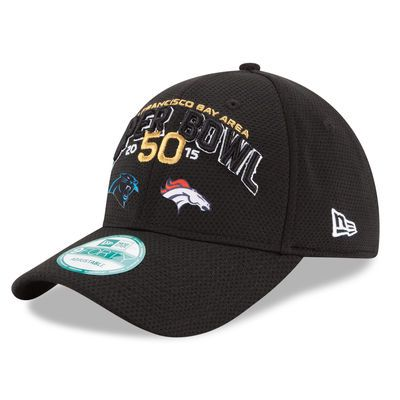 60aad5b679fc8d ... netherlands denver broncos new era super bowl 50 dueling 9forty adjustable  hat black cfbbb dedea