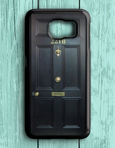 221b Door Samsung Galaxy S7 | Samsung S7 Case