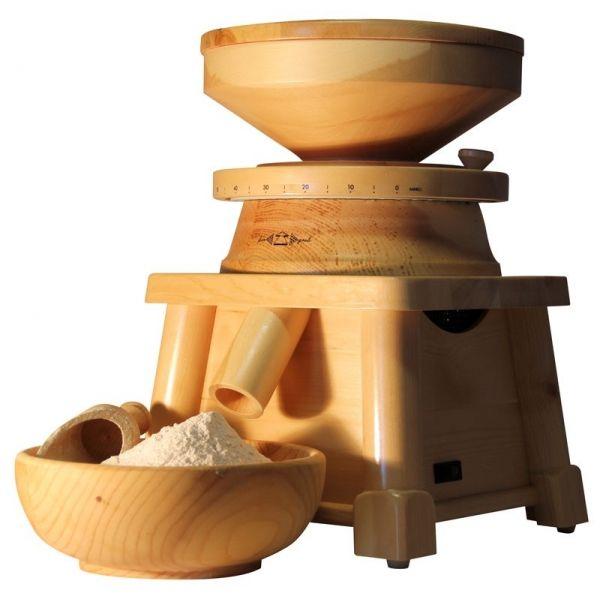 moulin farine family a100 moulin farine lectrique family a100 avec meules de pierrece. Black Bedroom Furniture Sets. Home Design Ideas