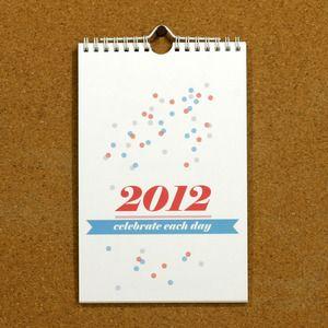 Red Star Ink 2012 Calendar $20