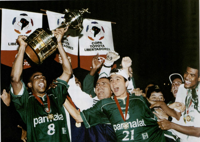 16 06 1999 Copa Libertadores Da America Corinthians Palmeiras Futebol Nacional