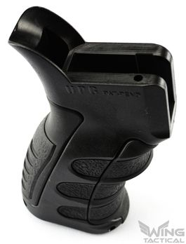 CAA-6-Piece Interchangeable AR15 Pistol Grip (Black