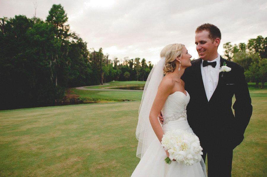 Photography: Divine Light Photography - dlweddings.com Floral Design: La Vie en Rose Design - laviedesign.com  Read More: http://www.stylemepretty.com/2012/09/24/palm-harbor-wedding-from-divine-light-photography/