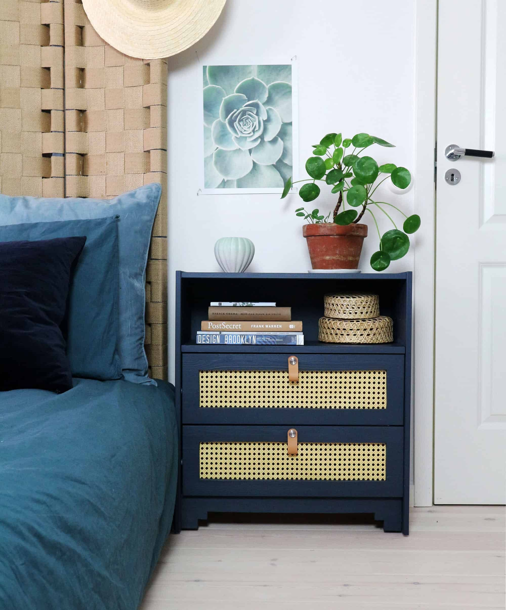 Ikea Hack Rast You Transform A Regular Pine Bureau With Trendy Details Home Diy