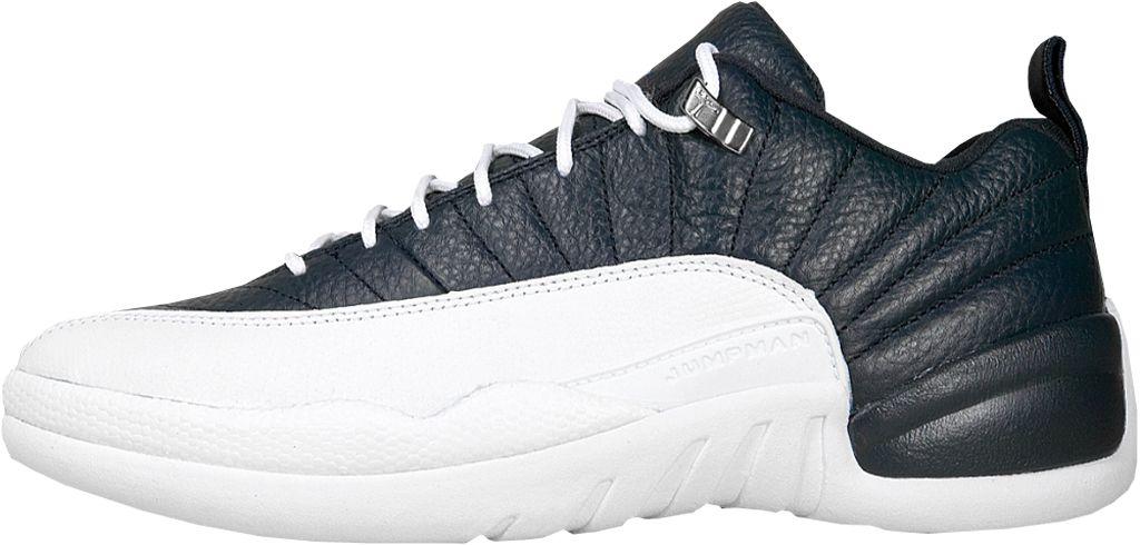 premium selection 781d4 925f0 Air Jordan 12 Retro Low - Obsidian University Blue-White