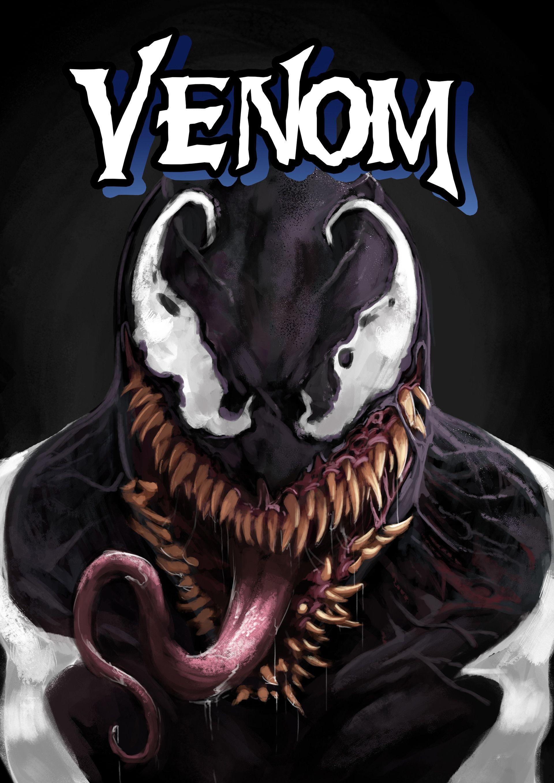 Venom | SPIDERMAN | Pinterest | Hombre araña, universo Marvel y ...