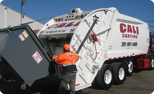 New Jersey Dumpster Route Services Cali Carting Cali
