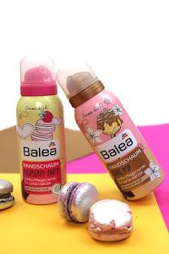 Balea Handschaum Cake Pop Raspberry Party Balea Produkte Dm