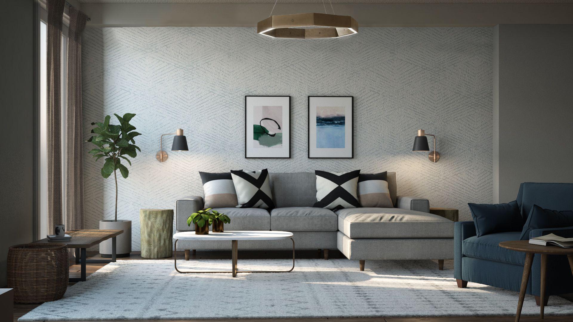 Online Interior Design And Home Inspiration Living Room