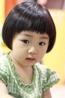 女の子のショート髪型カタログ 子供らしいキュートなヘアスタイル集