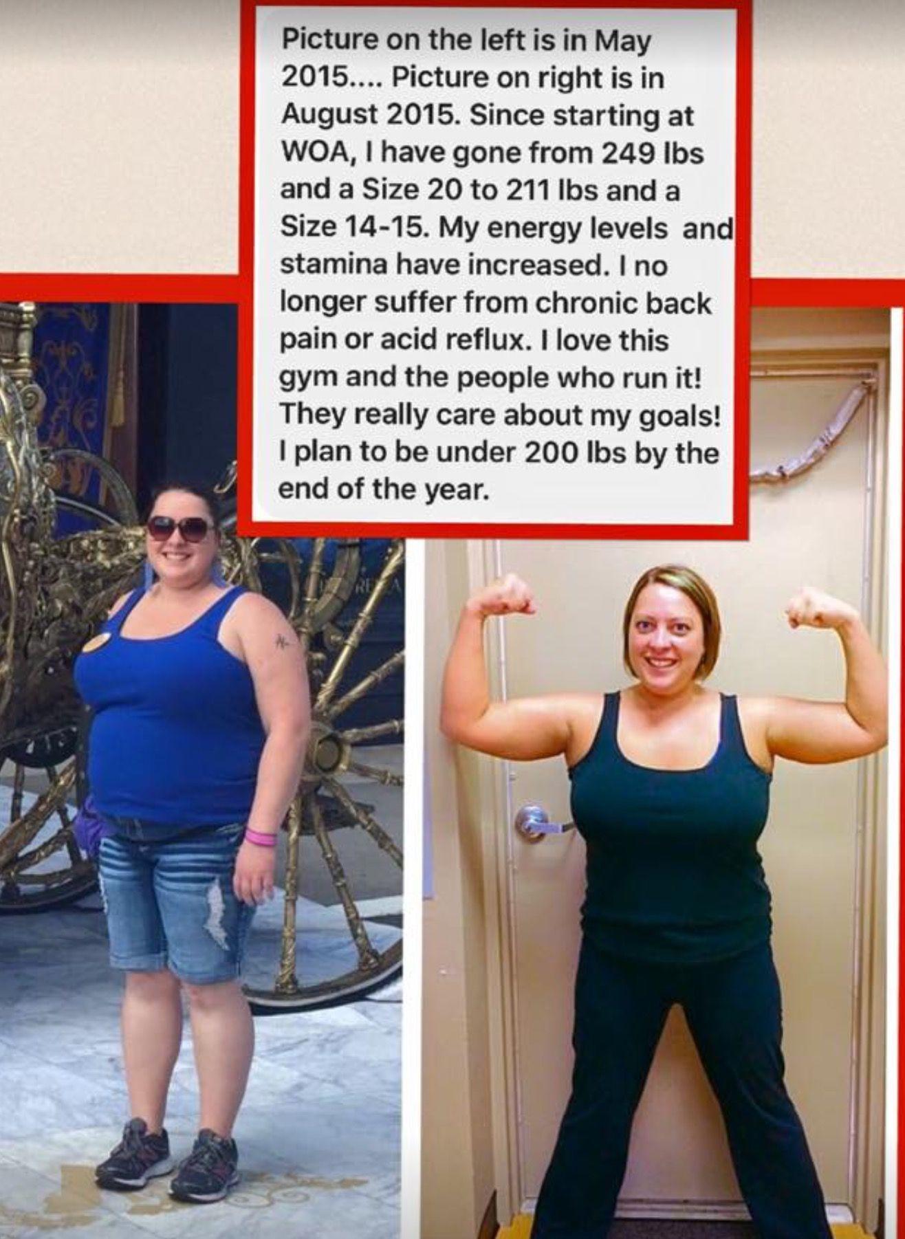 Member Spotlight Anytime Fitness Workout Fitness Goals