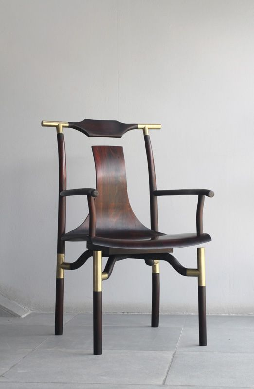 Min's Chair, Chinese chair concept by Min Chen
