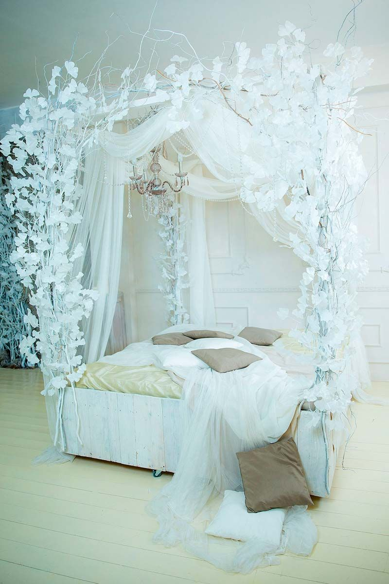 Wedding room decoration ideas  Pin by Sonny Denzmore on Pretty home  Pinterest  Bedrooms Wedding