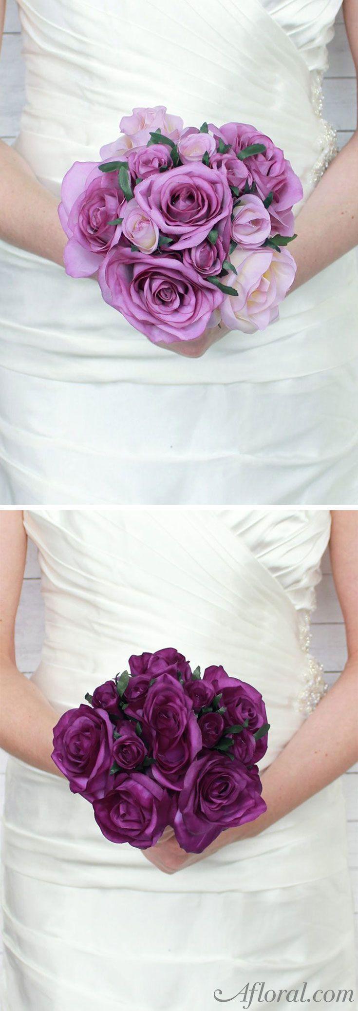 Pre-Made Silk Flower Bouquet | Bridal Bouquets | Pinterest | Silk ...
