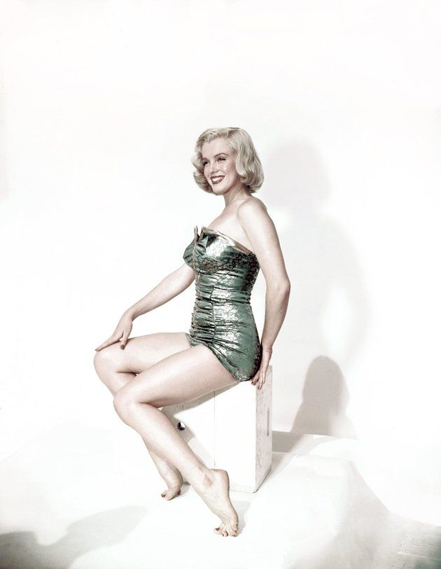 'Lost Photos' Of Marilyn Monroe Surface In Time For Her 90th Birthday
