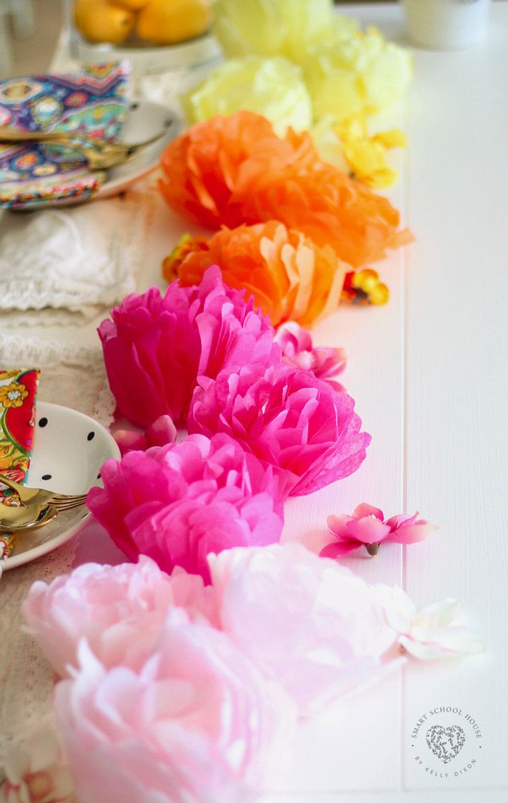 Diy Paper Flowers You Can Make Easy Paper Flowers Tissue Paper