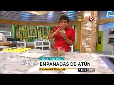 Empanadas De Atún Chf Ariel Rodriguez Argentino Empanadas De Atún Recetas Empanadas