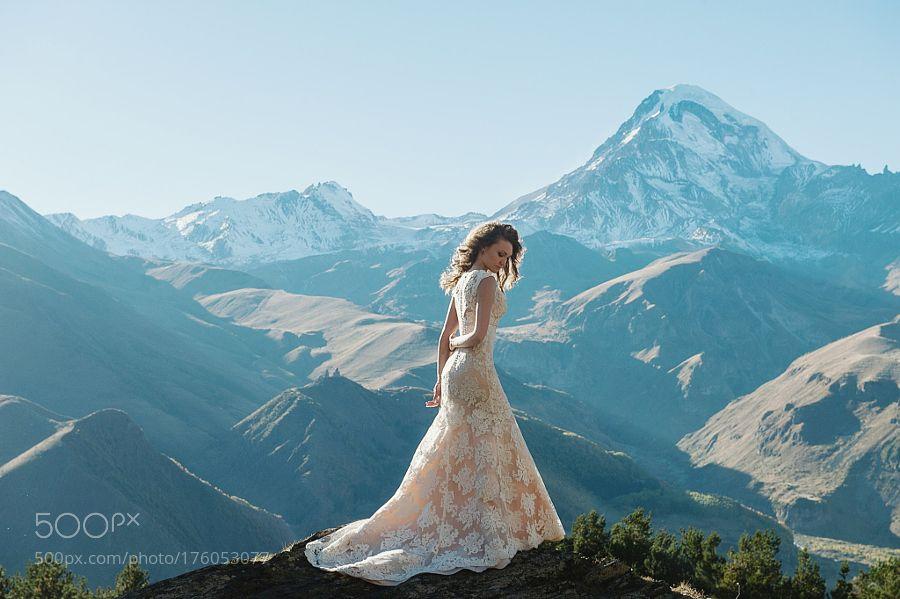 Kazbegi Wedding by hopoved