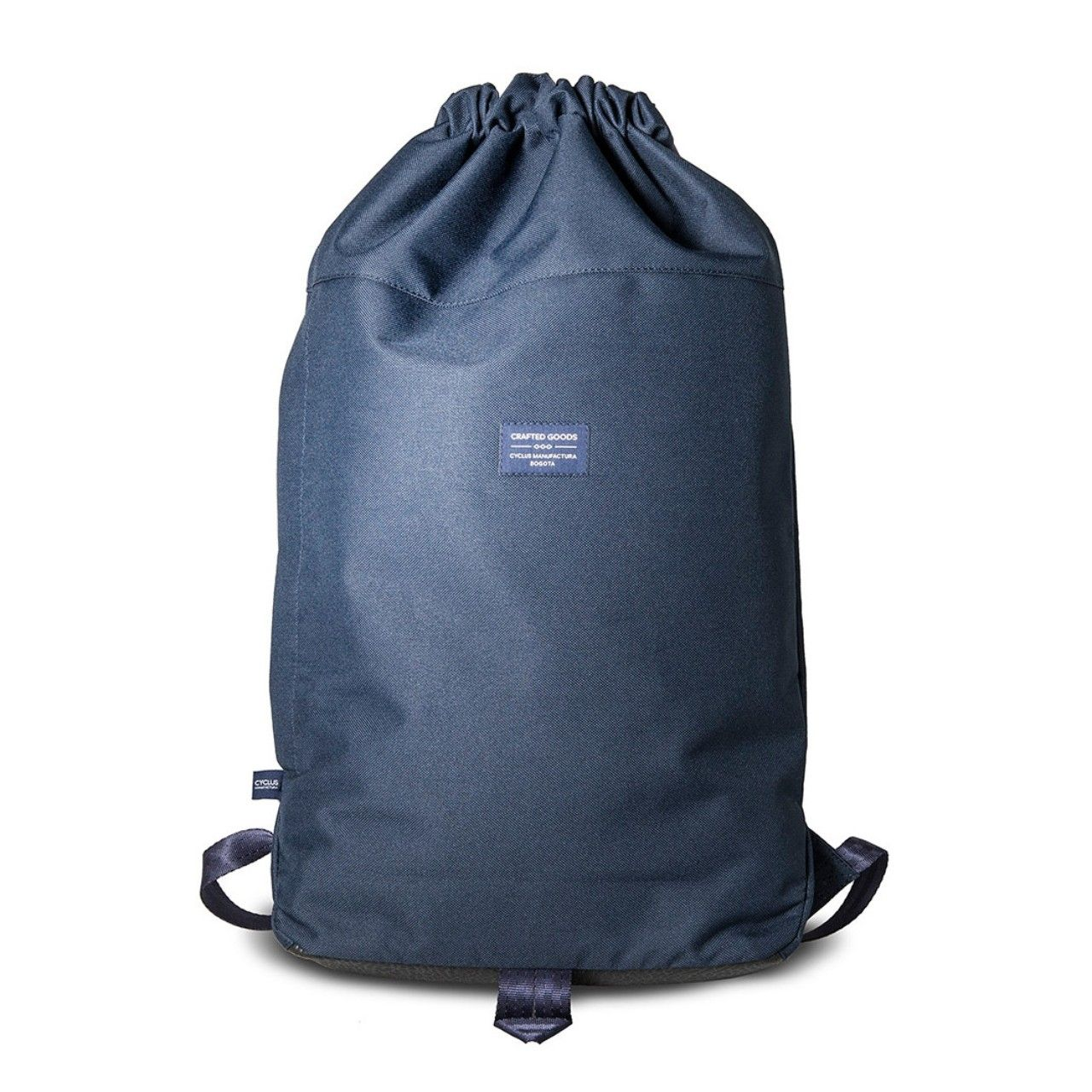 3bb2e10e7f The Crafted Goods Sorpresa Gym Sack is a remix of the traditional gym bag  its designers used while going to Sports classes in Switzerland