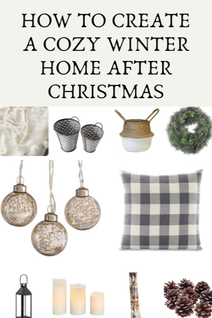 Photo of How To Create A Cozy Winter Home After Christmas — She Gave It A Go
