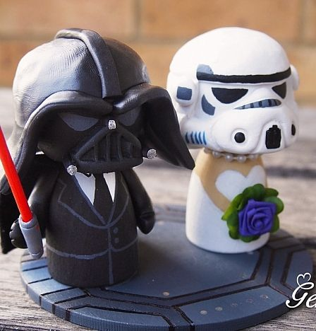 Are You A Couple Of Geeks That Going To Get Married Go For Star Wars Wedding Theme This Saga Is Timeless And Endless Source Inspiration Lots