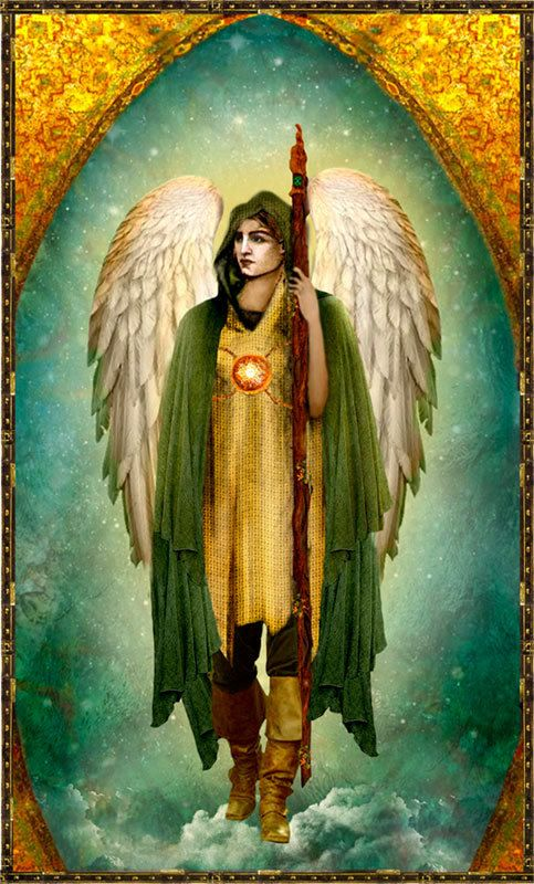 St raphael patron saint of healing